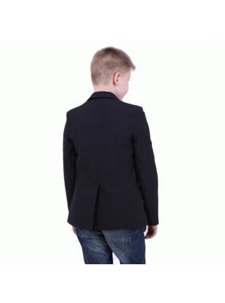 Чорний шкільний піджак на хлопчика