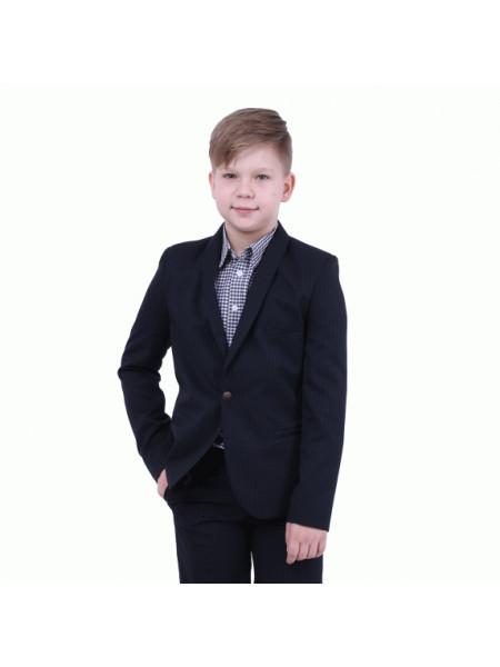 Красивый школьный пиджак для мальчика
