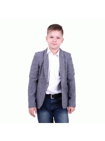 Дитячий піджак в школу для хлопчиків