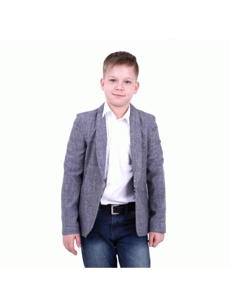 Детский пиджак в школу для мальчиков