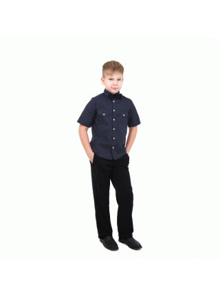 Детские штаны школьные для мальчика