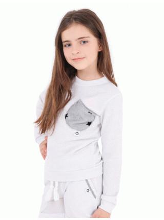 Летний свитшот детский на девочку
