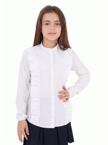 Шкільна блузка для дівчинки