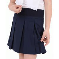 Шкільна юбка на широкій резинці