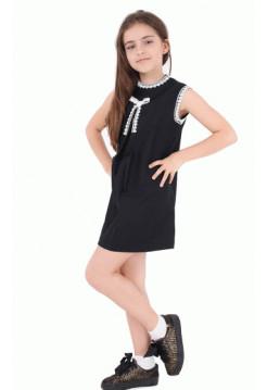 Недорогой школьный сарафан для девочек