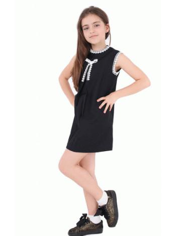 Недорогий шкільний сарафан для дівчаток
