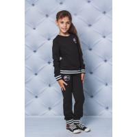 Детский трикотажный спортивный костюм 7 - 12 лет