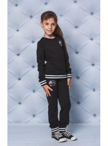 Дитячий трикотажний спортивний костюм 7 - 12 років