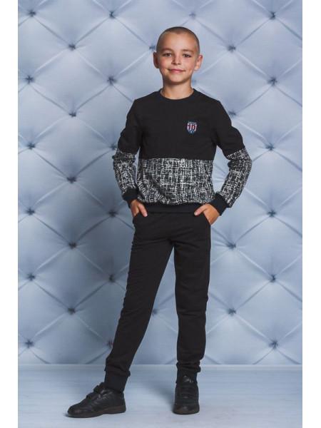 Модний спортивний костюм для хлопчика 7, 8, 9, 10, 11, 12 років