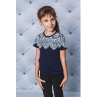 Детская блузка футболка для школы