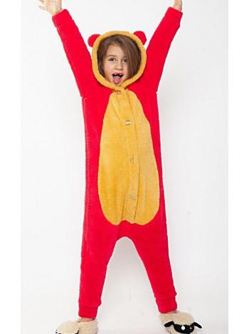 Детская пижама комбинезон кигуруми