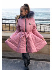 Дитяча зимова куртка для дівчаток