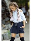 Юбка шорти для дівчинки