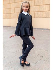 Школьный брючный костюм для девочки