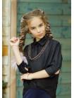 Дитяча сорочка для дівчинки в школу