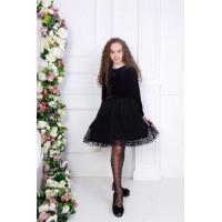 Детское вечернее платье для девочки