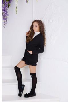 Модна шкільна форма з шортами та піджаком
