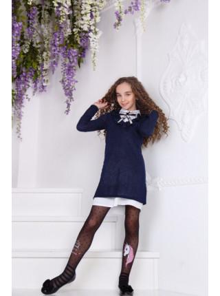 Дитяче шкільне плаття двійка