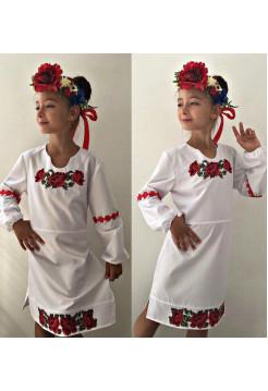 Дитяче плаття вишиванка на дівчинку