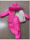 Костюм детский зимний для девочки