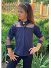 Нарядна блузка для дівчинки