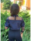 Дитячі шкільні брюки для дівчинки