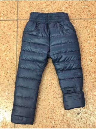 Зимові штани для дівчинки