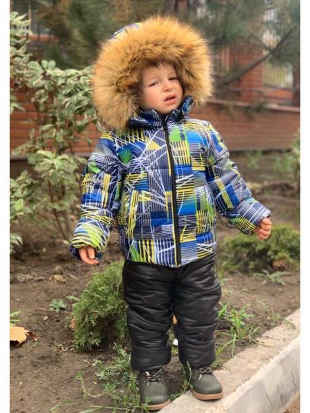 Куртка для хлопчика зимова