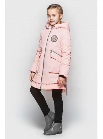 Демісезонна дитяча куртка для дівчинки