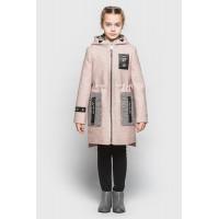 Дитяче модне пальто для дівчаток