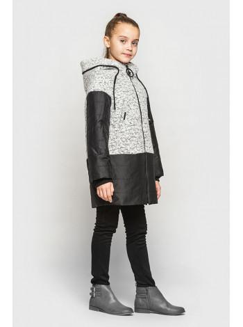 Детская куртка пальто для девочки