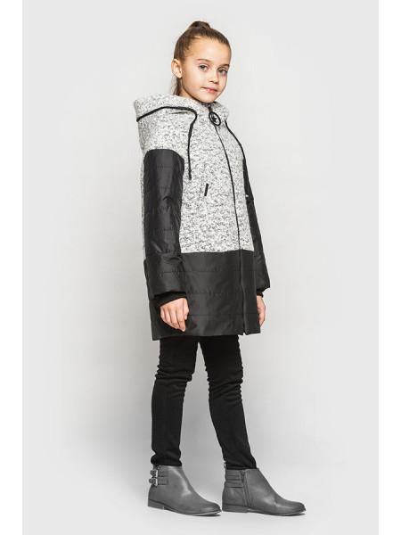 Дитяча куртка пальто для дівчинки