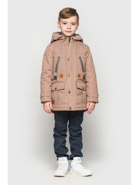 Весняна куртка парка для школяра