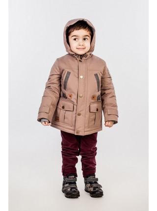 Детская куртка парка для малыша