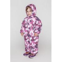 Зимовий модний комбінезон для дівчинки