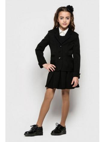Шкільний піджак на дівчинку