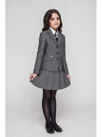 Шкільний жакет для дівчинки
