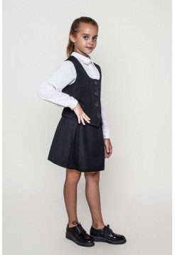 Шкільна жилетка для дівчинки