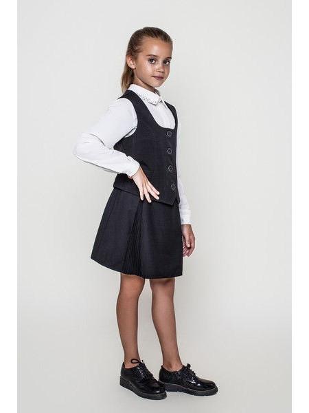 Школьная жилетка для девочки