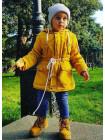 Яскрава дитяча парка унісекс