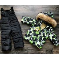 Детский костюм зимний на мальчика
