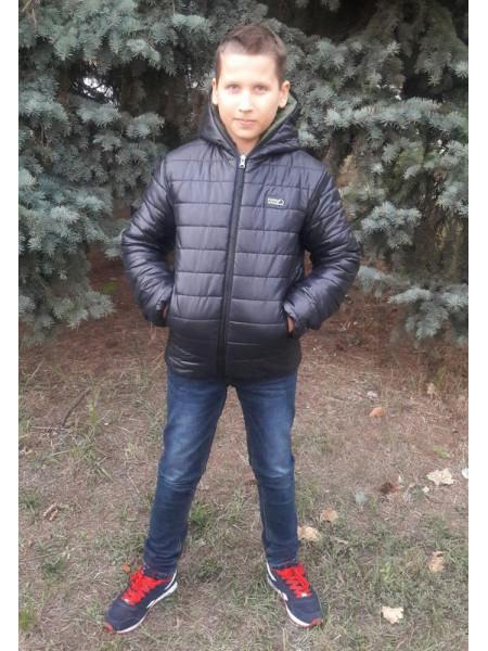 Двухсторонняя куртка детская для мальчиков