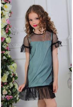 Нарядное детское платье для девочки