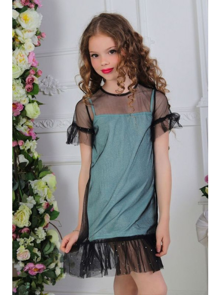 Нарядне дитяче плаття для дівчинки
