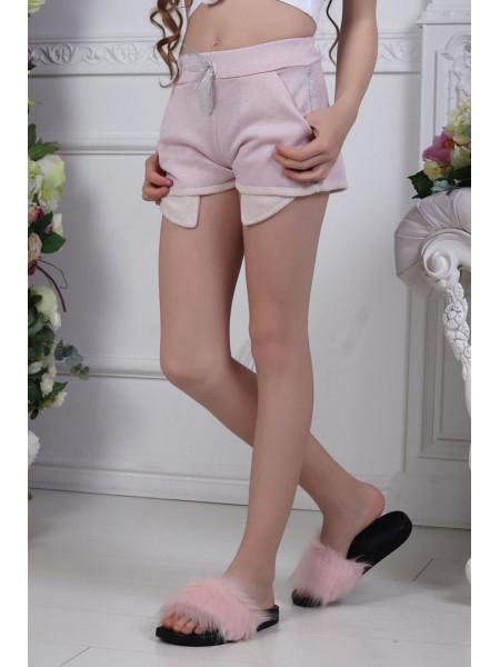 Детские короткие шорты для девочки