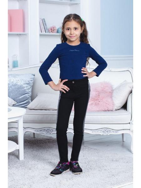 Детские стрейчевые брюки