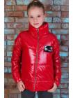 Дитячий теплий кардиган для дівчинки