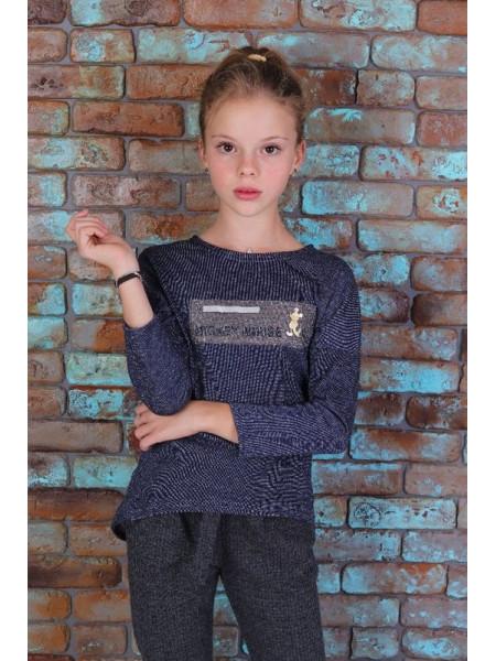 Дитяча модна кофта для дівчинки