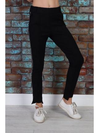 Детские модные брюки для девочки
