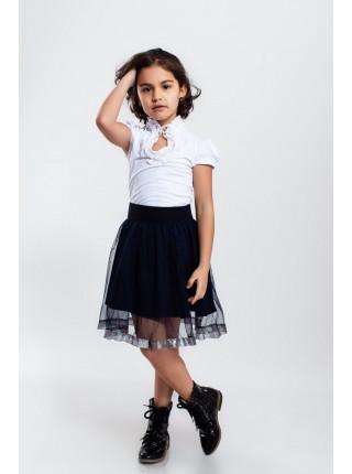 Красива дитяча спідниця для дівчинки